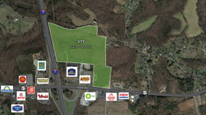 I-77 & NC-67 Developable Land