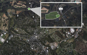 4.25 Acres on Outlet Road