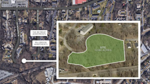 ±2.84 Acres on Barton Street