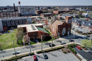 Downtown Winston-Salem Redevelopment Opportunity