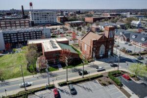 Downtown Winston-Salem Redevelopment Opportunity