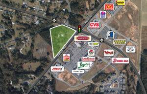 3.76 Acres on Reidsville Road