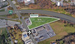 ±2.87 Acres for Redevelopment